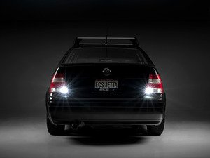 ES#2763630 - 1156LEDREVKT2 - LED Reverse Lights - Pair - Illuminate the path behind you with these bright LEDs from Ziza! - ZiZa - Volkswagen