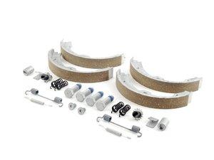 ES#1796129 - 2304200320 - Parking Brake Shoe Kit - Includes all hardware needed for installation - Genuine Mercedes Benz - Mercedes Benz