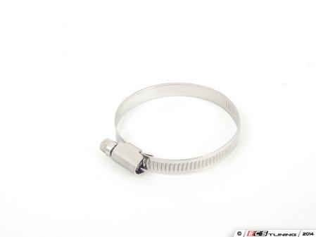 "ES#2730257 - 003402ECS06A-08 - 3/8""/9mm Band Hose Clamp - 40-60mm - German-style 304 stainless hose clamp - ECS - Audi BMW Volkswagen Mercedes Benz MINI Porsche"