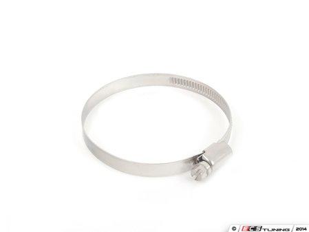 "ES#2719258 - 003402ECS06A-10 - 3/8""/9mm Band Hose Clamp - 60-80mm - German-style 304 stainless hose clamp - ECS - Audi BMW Volkswagen Mercedes Benz MINI Porsche"