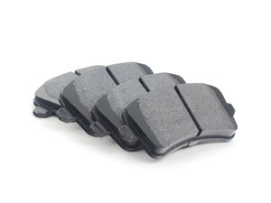ES#2748692 - HB642B.658 - rear HPS 5.0 Performance Brake Pad Set - Next generation high performance street brake pad offering greater stopping power and pedal feel, with very low dust and noise - Hawk - Audi