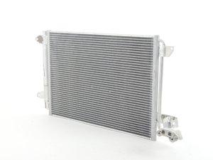 ES#2765391 - 1K0820411Q - A/C Condenser - Transfers heat from the refrigerant - Nissens - Audi Volkswagen