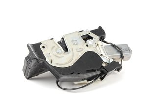 ES#91191 - 51227202137 - Rear Door Lock - Left - Replacement for your faulty door lock - Genuine BMW - BMW