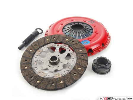 ES#3098857 - 70205ssodmfKT - Stage 3 Daily Clutch Kit - Designed for high-powered street cars while capable enough to handle the track. Conservatively rated at 395ft/lbs. - South Bend Clutch - Audi Volkswagen