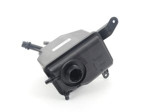 ES#2731801 - 17137542986 - Coolant Expansion Tank - Includes fluid level sensor - Mahle-Behr - BMW