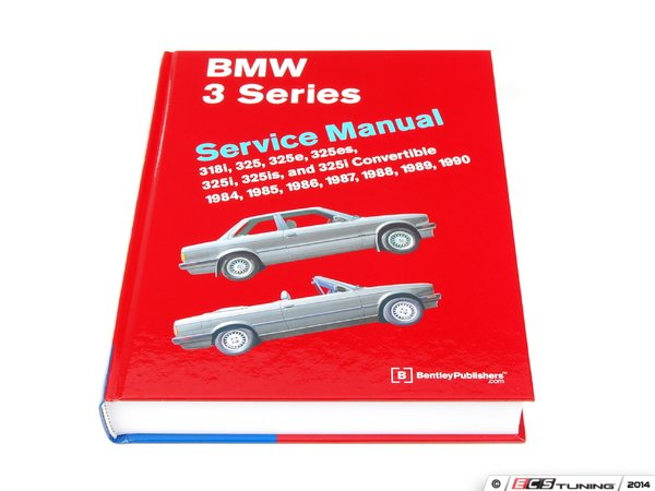 bentley b390 bmw e30 3 series 1984 1991 service manual. Black Bedroom Furniture Sets. Home Design Ideas