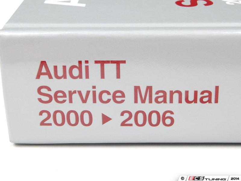 ecs news bentley service manuals for your audi mk1 tt 225hp rh ecstuning com audi tt owners manual 2007 audi tt service manual