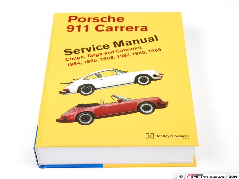 ecs news bentley service manuals for your porsche 911 carrera rh ecstuning com porsche 911 workshop manual free download porsche 911 sc service manual