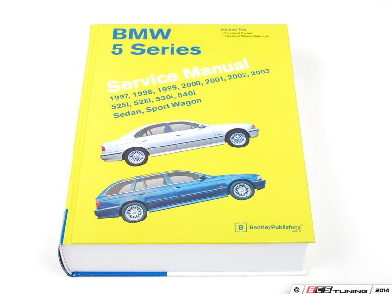ecs news bentley service manuals for your bmw e39 5 series rh ecstuning com bentley bmw e39 service manual volume 2 bentley bmw e39 service manual volume 2
