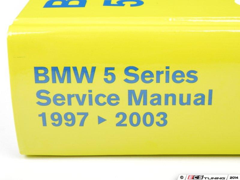 bentley b503 bmw e39 5 series 1997 2003 service manual. Black Bedroom Furniture Sets. Home Design Ideas
