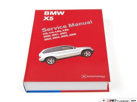 ES#251932 - BX56 - BMW E53 X5 (2000-2006) Service Manual - A comprehensive must-have for any do-it-yourselfer! Includes 1264 pages of maintenance, service, and repair information! - Bentley - BMW