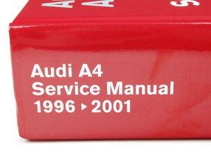 ECS News - Bentley Service Manuals & Scan Tools | Audi B5 A4/S4