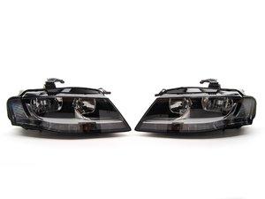 ES#2500758 - 133709U133710U - European Halogen Headlight Set - Improved European beam pattern without amber markers - Automotive Lighting - Audi