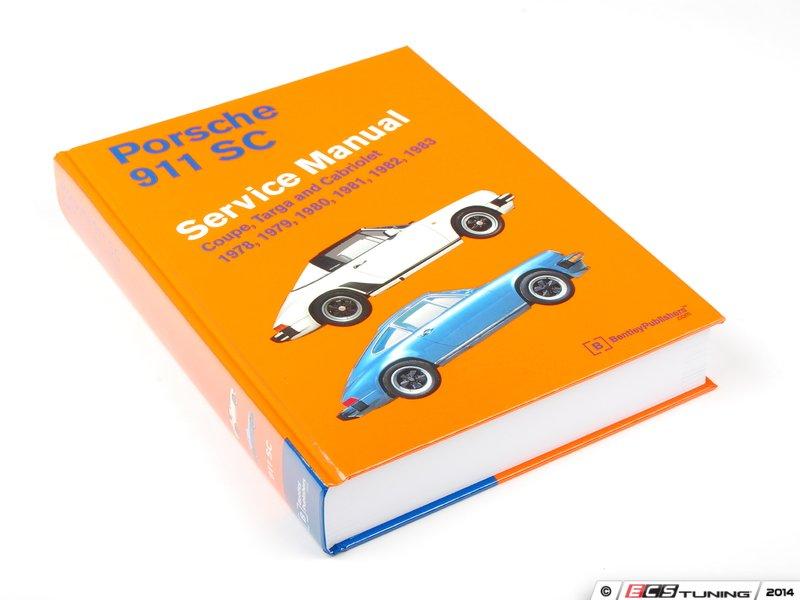 Car Truck Manuals Bentley Porsche 911 Sc Coupe Targa Cabriolet 1978 1983 Service Repair Manual Automotive