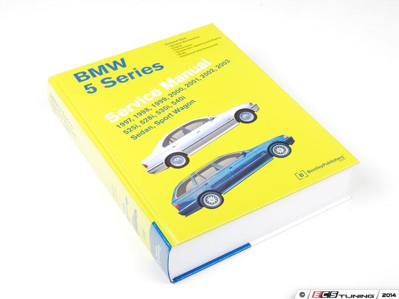 Gallery Bmw Repair Manual Bmw 5 Series E3919972003 Bentley
