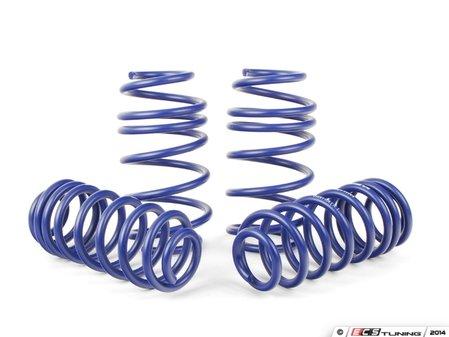 "ES#2515456 - 54754 - Sport Spring Set - Unrivaled comfort and performance. Average lowering front: 1.3"", rear: 1.3"" - H&R - Volkswagen"