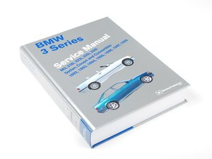ES#11371 - B398 - BMW E36 3 Series (1992-1998) Service Manual - A comprehensive must-have for any do-it-yourselfer! Includes 760 pages of maintenance, service, and repair information! - Bentley - BMW