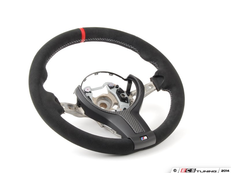 Genuine Bmw 32302230188 M Performance Steering Wheel