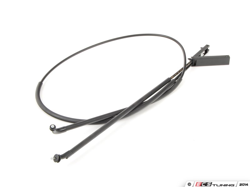 Genuine bmw 51237184456 bowden cable 51 23 7 184 456 for Cable bowden
