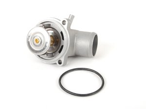 ES#2718958 - 1112000915 - Thermostat - 87C - Includes New O-Rings - Wahler - Mercedes Benz