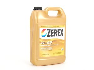 "ES#2142836 - ZXG051 - Coolant/Antifreeze - 1 Gallon - Can be used in place of many ""factory approved"" coolants - Zerex - Mercedes Benz MINI"