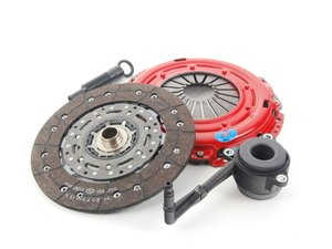 ES#3098750 - k70287hddmfKT - Stage 1 Heavy Duty Clutch Kit - Ideal for the spirited daily-driver. Rated at 375ft/lbs. - South Bend Clutch - Audi Volkswagen