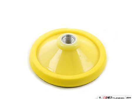 """ES#2762734 - LC478 - 4 7/8"""" Backing Plate - For use with foam pads - SONAX - Audi BMW Volkswagen Mercedes Benz MINI Porsche"""