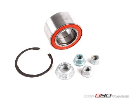 ES#252011 - 1J0498625 - Front Wheel Bearing - Priced Each - Fits the left or right side and includes necessary hardware - FAG - Audi Volkswagen