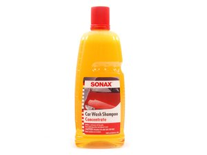 ES#2626155 - 314300 - Car Wash Shampoo Concentrate - 1 Liter - Concentrated cleaning power for all paintwork surfaces - SONAX - Audi BMW Volkswagen Mercedes Benz MINI Porsche