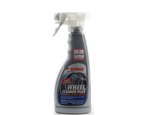 ES#2765787 - 230241 - Wheel Cleaner PLUS - 500mL - Safe for use on all wheels types and works stronger and faster than Full Effect - SONAX - Audi BMW Volkswagen Mercedes Benz MINI Porsche