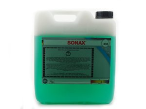 ES#2762748 - 338600 - glass cleaner - 10 Liter - Streak-free glass cleaner for clearer vision - SONAX - Audi BMW Volkswagen Mercedes Benz MINI Porsche