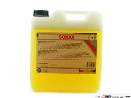 ES#2762744 - 627600 - MultiStar Universal Cleaner - 10 Liters  - Perfect for the high volume users - SONAX - Audi BMW Volkswagen Mercedes Benz MINI Porsche