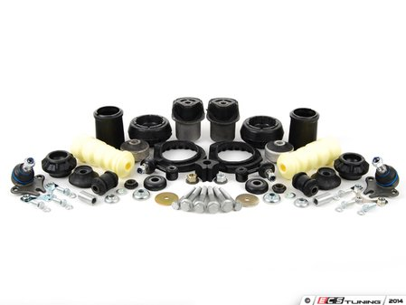 ES#2730902 - A3RSHKFRKT - Front And Rear Suspension Refresh Kit - (NO LONGER AVAILABLE) - A combination of the heavy duty front refresh kit and the rear refresh kit - Assembled By ECS -