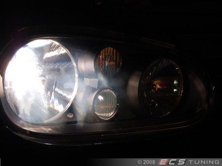 ES#11131 - ZZ9006BSPLWA - HB4/9006 Platinum White Halogen Bulb - Pair - Similar to 7500k HID color, increase intensity & visual appeal - ZiZa - Audi BMW Volkswagen Mercedes Benz MINI Porsche