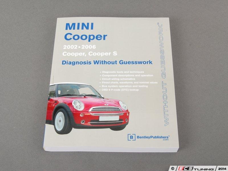 ecs news bentley service manuals for your r50 r53 mini rh ecstuning com Mini Cooper S R53 Mini Cooper S R53