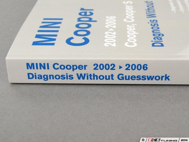 mini cooper s service manual