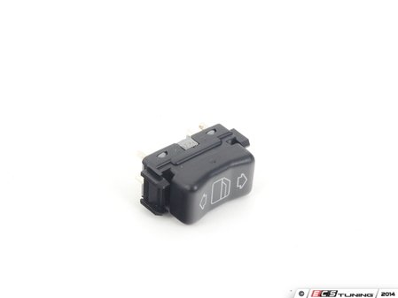 ES#1685972 - 1408210151 - Power Window Switch - Priced Each - Individual window switch - Located in the center console - Genuine Mercedes Benz - Mercedes Benz