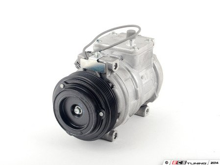 ES#2216523 - 64528385917 - Air Conditioning Compressor - Keep your BMW cool with this new compressor - Denso - BMW