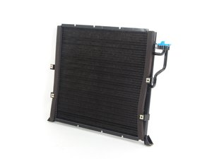 ES#180033 - 64538373004 - Air Conditioning Condenser - Keep cool in the summer with this new condenser - Genuine BMW - BMW