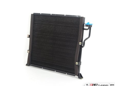ES#3492448 - 64538373004 - Air Conditioning Condenser - Keep cool in the summer with this new condenser - Nissens - BMW