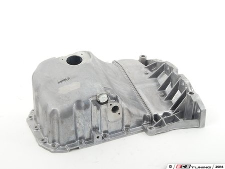 ES#2602604 - 058103598CKT - Oil Pan Replacement Kit - Everything required to replace your leaking pan, including the oil change - Assembled By ECS - Audi