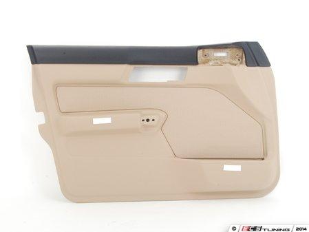 ES#97368 - 51411978295 - 8-DR PANEL NATUR/BLK - Genuine BMW -