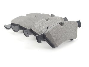 ES#2608337 - 1644201820 - Front Brake Pad Set - Does not include new brake pad wear sensors - NPN - Mercedes Benz