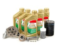 ES#2770252 - 06A115105BKT1 - Genuine Oil Sludge Repair Kit - Premium grade - Replace your clogged pickup tube and oil pump - Genuine Volkswagen Audi - Volkswagen