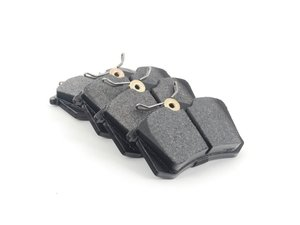 ES#2748704 - HB364B.642 - rear HPS 5.0 Performance Brake Pad Set - Next generation high performance street brake pad offering greater stopping power and pedal feel, with very low dust and noise - Hawk - Audi Volkswagen