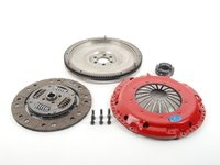 ES#2725186 - K70319FHD0 - Stage 2 Daily Clutch Kit - Designed for the daily-driven, weekend track warrior. Conservatively rated at 325ft/lbs. - South Bend Clutch - Audi Volkswagen