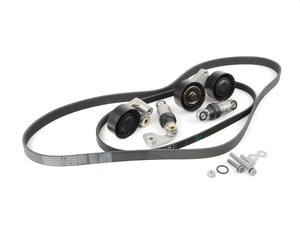 ES#2695561 - 11287833266KT - Accessory Belt Kit - Utilizes high quality components - Assembled By ECS - BMW