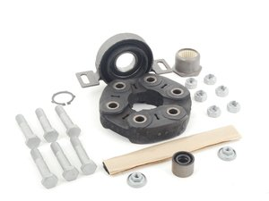 "ES#2762131 - 26111229360KT - Universal Flex Disc Kit  - Includes ""Giubo"", center mount and hardware - Assembled By ECS - BMW"