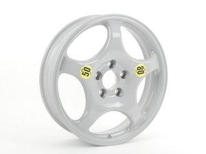 ES#2584123 - 36116796147 - Emergency Wheel - priced each - 18x4.5 ET-1 CB 72.6mm. - Genuine BMW - BMW