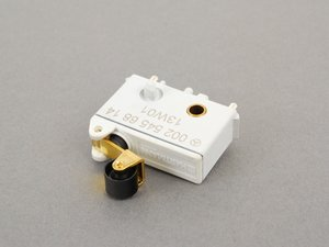 ES#1615348 - 0025456814 - Fuel Injection Throttle Micro Switch - For Thrust Cut-Off  - Genuine Mercedes Benz - Mercedes Benz